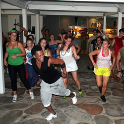 Workshop de kizomba 2
