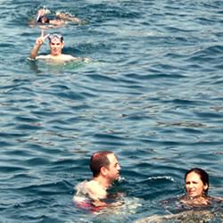 Snorkling - Mergulho